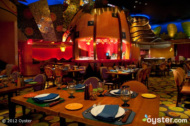 Samba Brazillian Steakhouse @ The Mirage in Las Vegas! It was to DIE for!