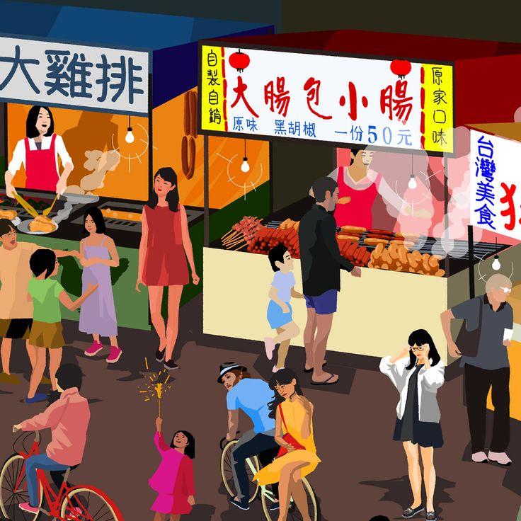 Illustrated Markets