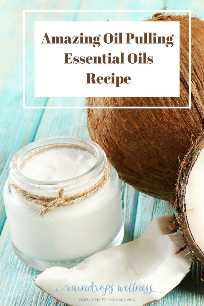 Oil Pulling Essential Oils Recipe December 26, 2015 By Massiva 2 Comments      Oil Pulling Essential Oils Recipe     I started oil pulling about three years ago and saw some amazing results in my oral health in general. I had lots of work done in my back teeth before and it seemed like I had new cavities every few months. After starting oil pulling my dentist noticed no more gum bleeding and was saying that I was brushing better while in reality I just added oil pulling to my daily oral…