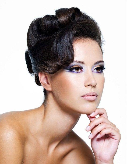 Best 25 black hairstyles updo ideas on pinterest bun hairstyles long black hairstyles pmusecretfo Choice Image