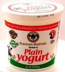 :Kosher Yogurt: