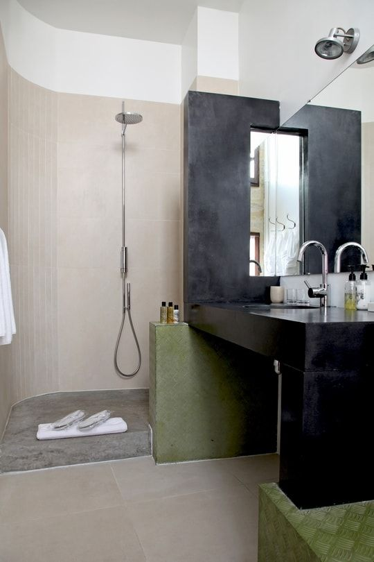 60 best Douche à lu0027italienne images on Pinterest Bathroom - idee de salle de bain italienne