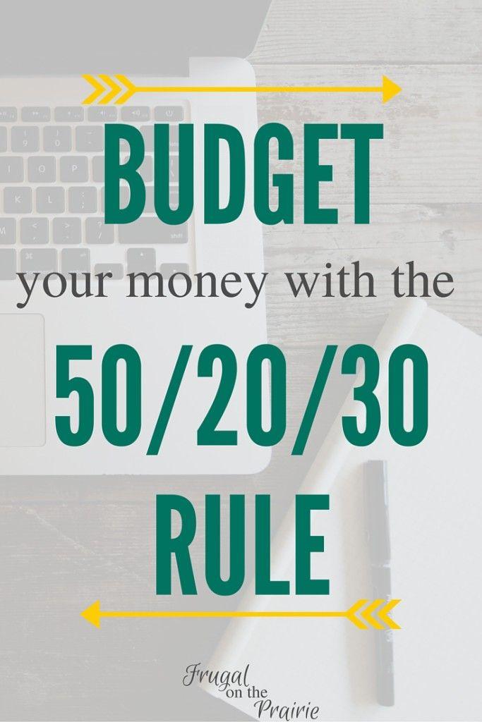 En ce qui concerne la budgétisation, nous devons tous commencer quelque part.  Peut-être que vous avez jamais eu de budget avant ou vous avez égaré loin de votre budget et avez trouvé vous-même dans la dette écrasante.  C'est là la Règle 50/20/30 intervient.