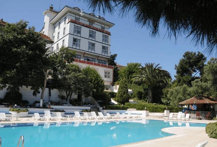 Booking.com : Merit Halki Palace Hotel , Adalar, Türkei - 75 Gästebewertungen . Buchen Sie jetzt Ihr Hotel!