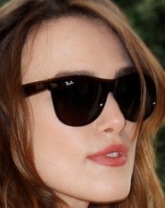 Black Ray Bans Wayfarer! Want them! I like the old classic style. Need them in the smallest size.  (I think the smallest size is a 50) they would know in a sunglasses shop.