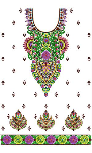 8253 Dress Design