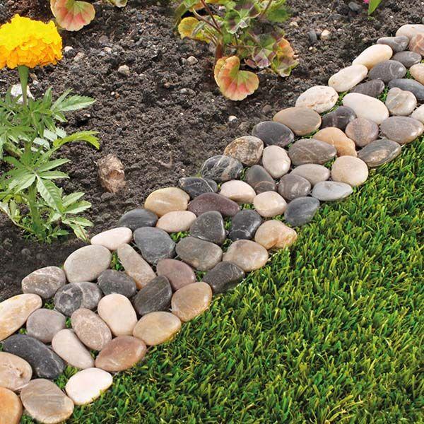 40 Amazing Garden Edging Ideas For Your, How To Lay A Stone Garden Edge