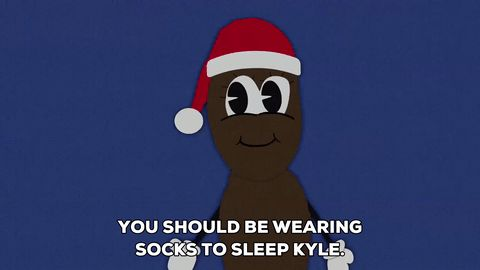 New party member! Tags: laughing mr. hankey
