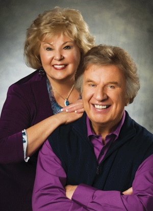 Gloria and Bill Gaither - I met them both at the National Quartet Convention in Kentucky.  Gloria and I had a wonderful talk.  One nice lady.