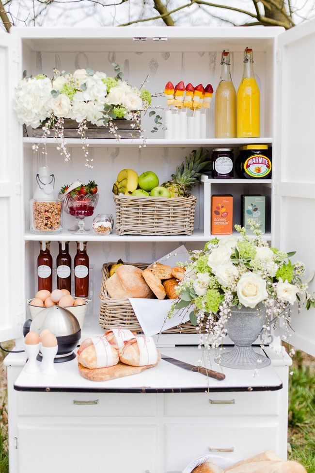 food stalls wedding