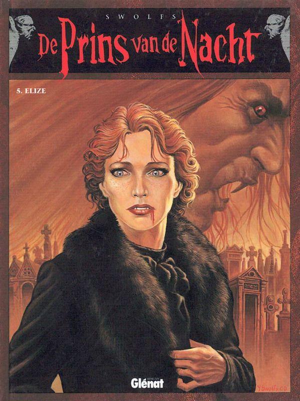 De Prins van de Nacht - 5. Elize