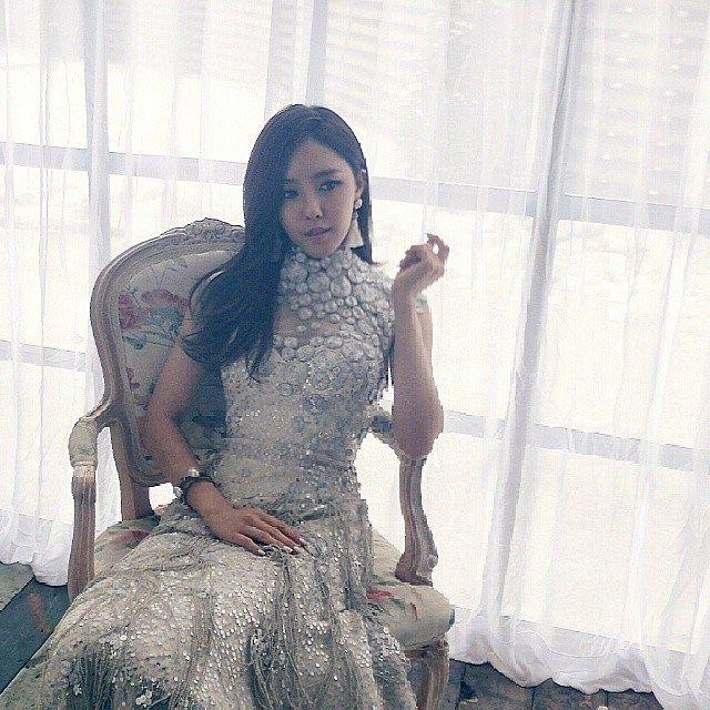 Hyomin in album  ''Lead the way ''