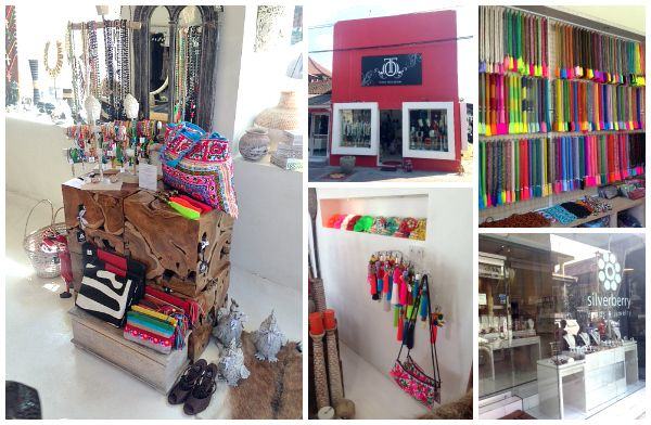 Where to Shop in Bali - Jewellery in Bali collage