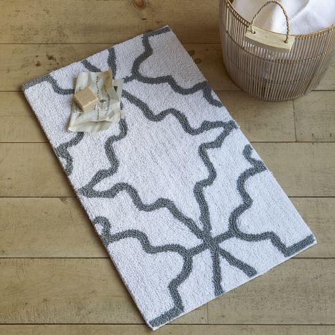 west elm bath mat