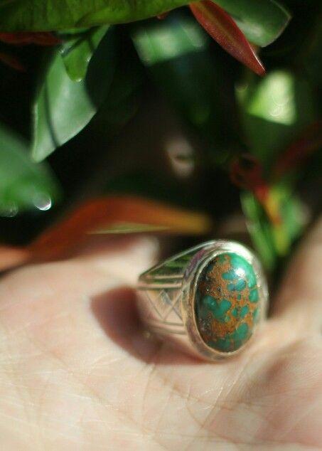 Pirus persia (persian Turquoise)  Hijau. Urat emas  Price PM to WhatsApp 08119444021  BBM 742AA84B