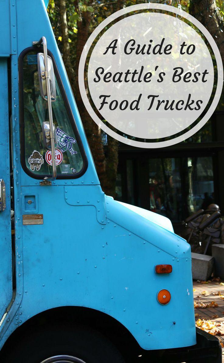The best Seattle food trucks!