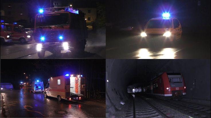 [Baum #auf #Gleise   #Feuer #in Regionalzug #in Tunnel]  #Grosse #Einsatzuebung #in #Friedrichsthal (Saar)  #Friedrichsthal #Saarland #In #der #Nacht #vom 04.11.17 #auf #den 05.11.17 #fand #eine #Grossuebung #der Hilfsorganisation #im Bahntunnel #zwischen #Friedrichsthal #und #Bildstock #statt. #Vertreten #waren u.a. #THW, #Feuerwehr, #und #das #Deutsche #Rote #Kreuz. #Die Notfalldarstellung #des #OV #Quierschied stellte hierfuer #die Mimen #zur Verfuegung. Insgesamt #waren 1
