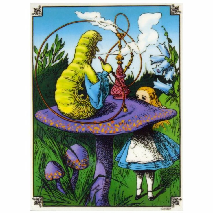 Alice in wonderland short story-8526