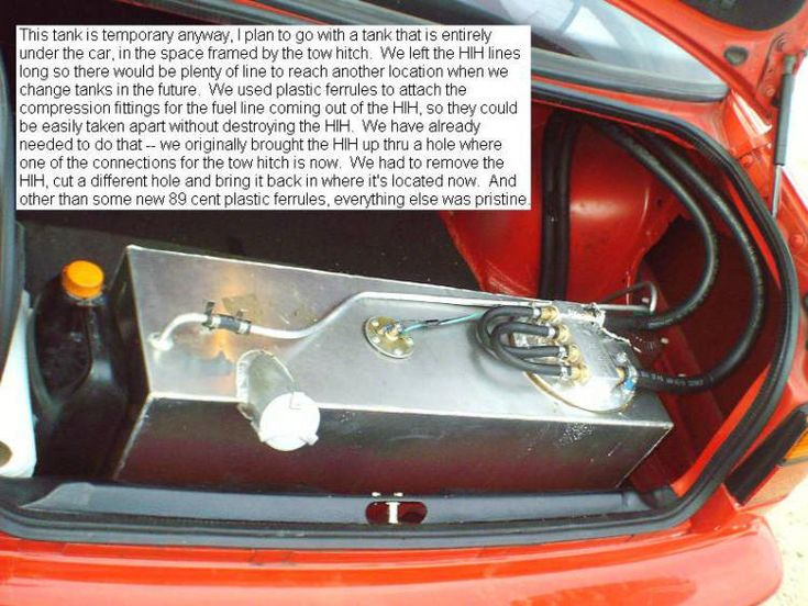 Converting VW Jetta to run on straight vegetable oil (WVO)
