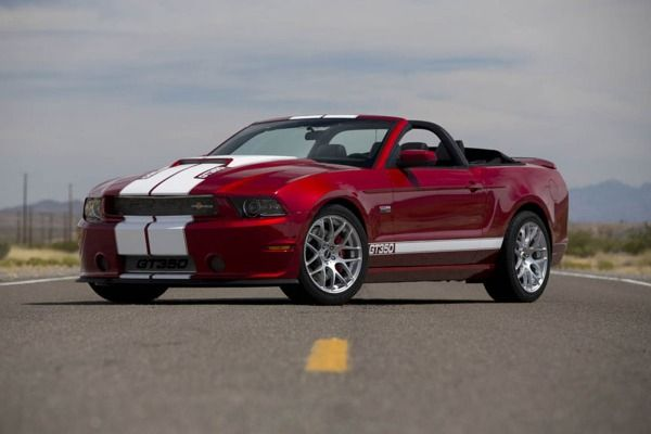 Shelby American announced that it will stop taking orders for the Ford Mustang-based Shelby GT350 at the end of the year.