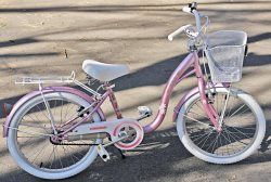 Bicycle for Kids! Hello! I invite you to see How to Choose the perfect Bicycle for Girls or Bicycle for Boys! Please click here: http://wheelsandkids.com/bicycle-for-kids Thanks and feel free to leave ANY comment/question. I wish You a Great Day!