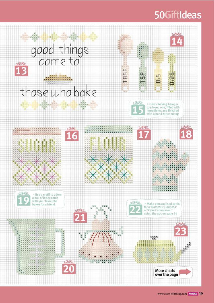 25 best ideas about cross stitch kitchen on pinterest for Cross stitch kitchen designs