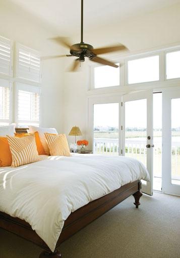 The Beach House ceiling fan