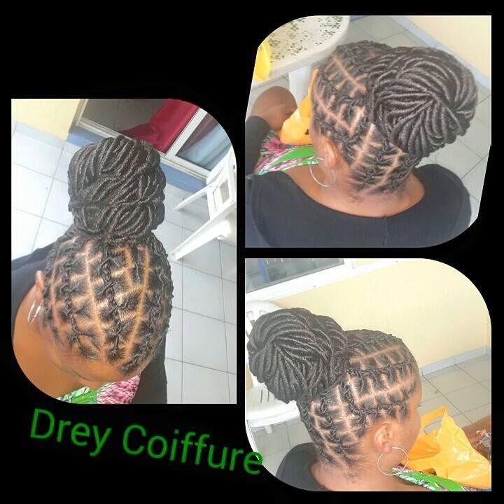 Tourner coiffer plus rajout de fausse locks