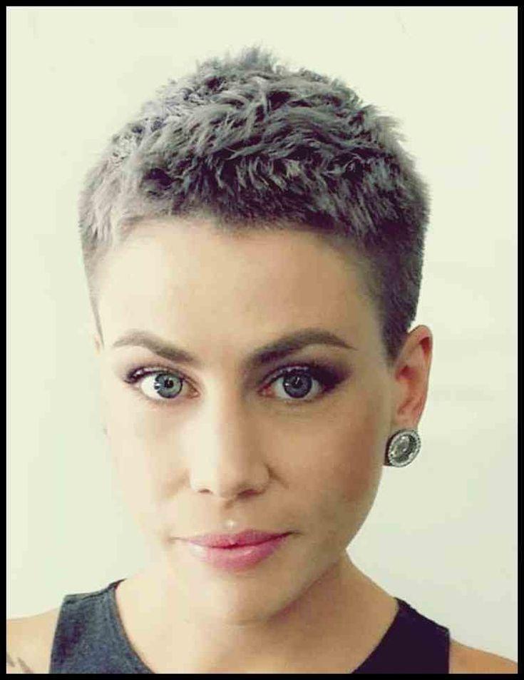 18 Sehr kurze Frisuren für Frauen, um alle zu begeistern – Frisur ideen