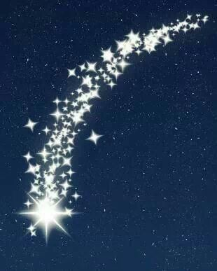 Wish upon a star.