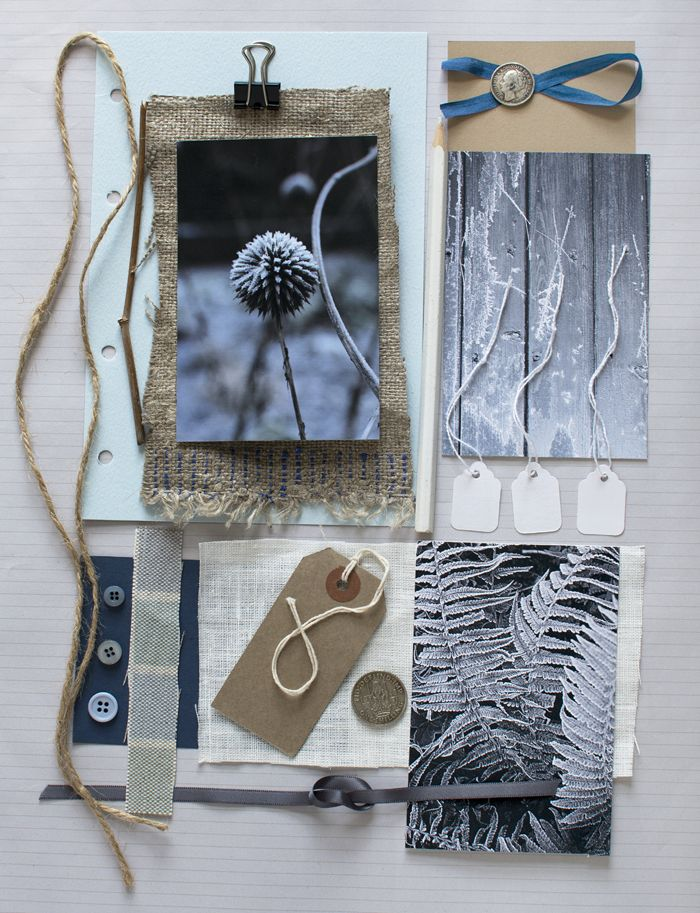 It's not January anymore, and this is not my mood board either. I received a couple of days ago the sweetest email from Silkie who run Rosehip Paper in London. She has received my newsletter that s...