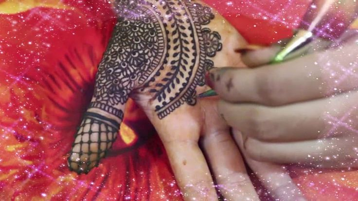 "Indian Mahndi Designs"" Multi Style & Beauty Tips"