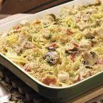 Turkey Tetrazzini Recipe | Taste of Home