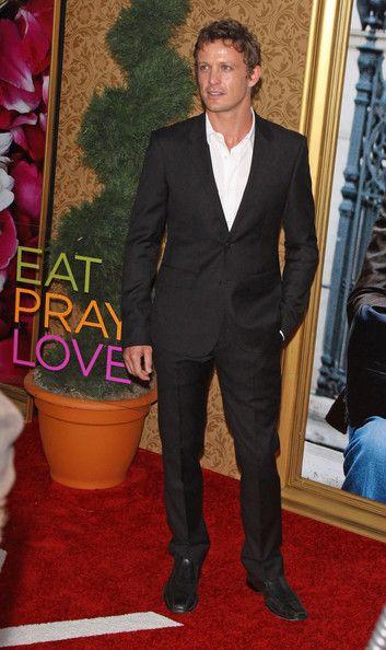 david lyons girlfriend | Eat Pray Love' New York Premiere - Pictures