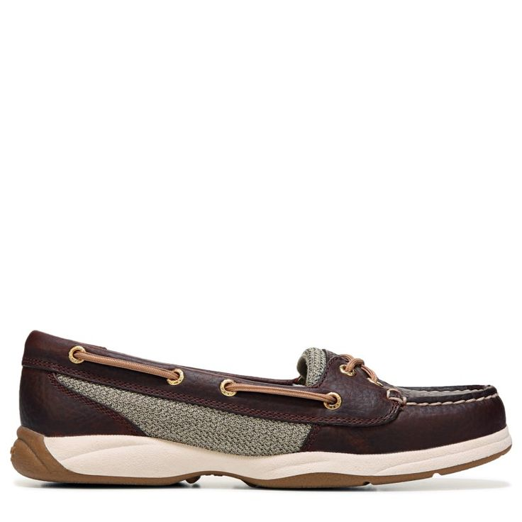 2017 Quality Sperry TopSider Laguna Boat Shoe WalnutNatural