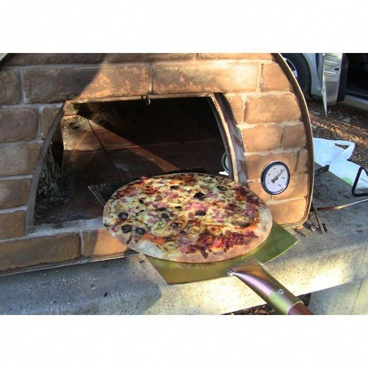 how to make a pizza oven nz