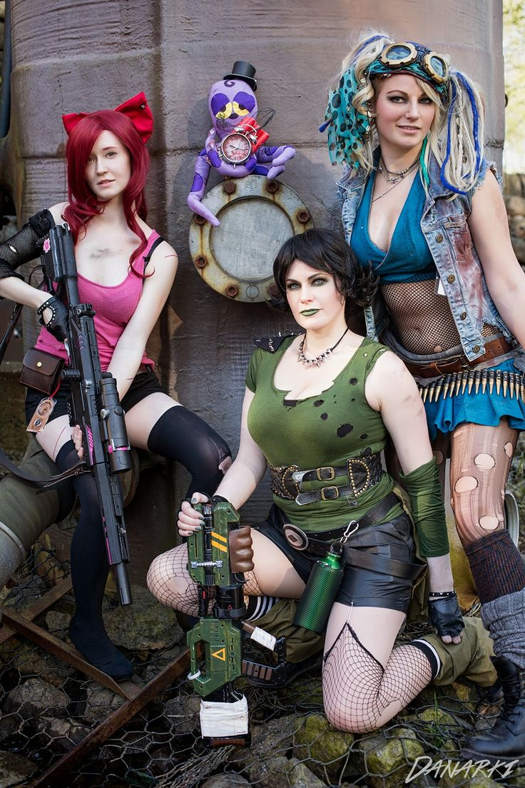 Chrix Design: Post apocalyptic powerpuff Girls