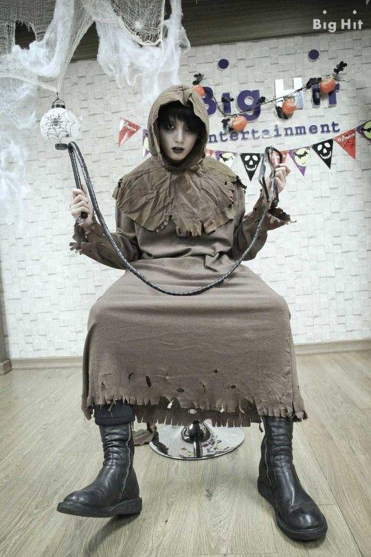 Jungkook - Halloween 2014