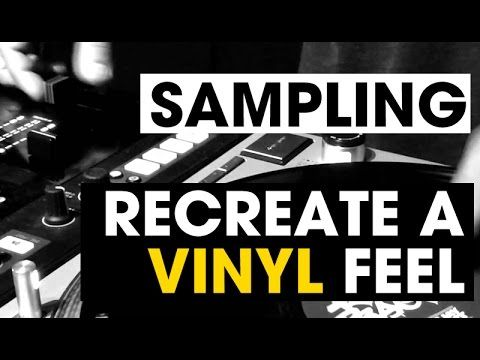 Wicked Tech Tip - Recreate a dusty old vinyl sampled feel. - YouTube