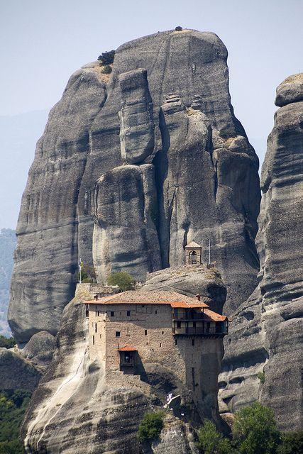 Agios Nikolaos Anapafsas Monastery, Meteora