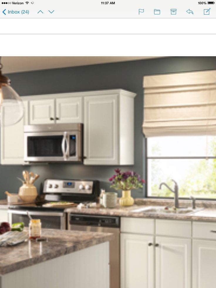 Best Blue Paint White Cabinets Home Kitchens Paint Cabinets 400 x 300
