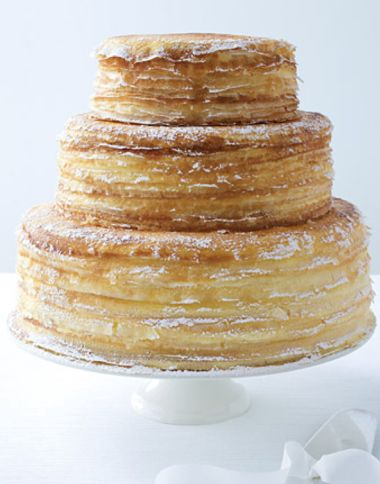 Lady M crepe cake. i miss you so much!