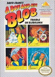 ON SALE NOW! (A Boy And His Blob) - AllStarVideoGames.com