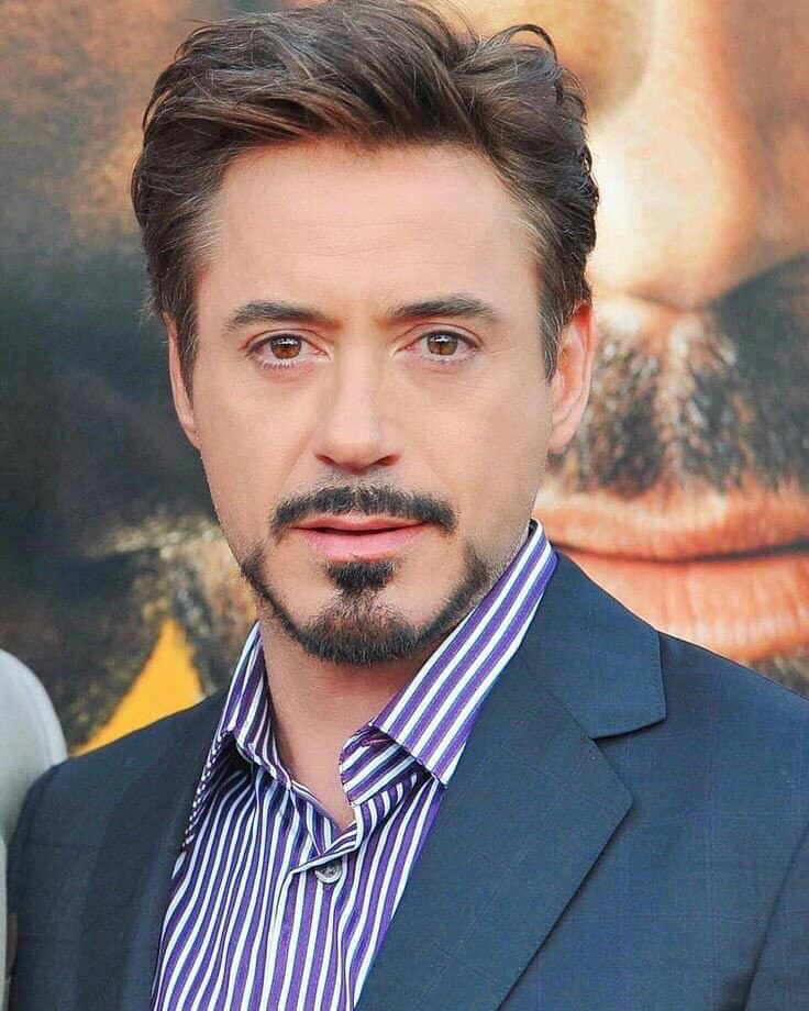 Pin Em Robert Downey Jr