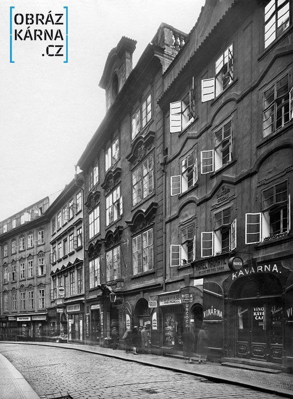 Praha Karlova ulice