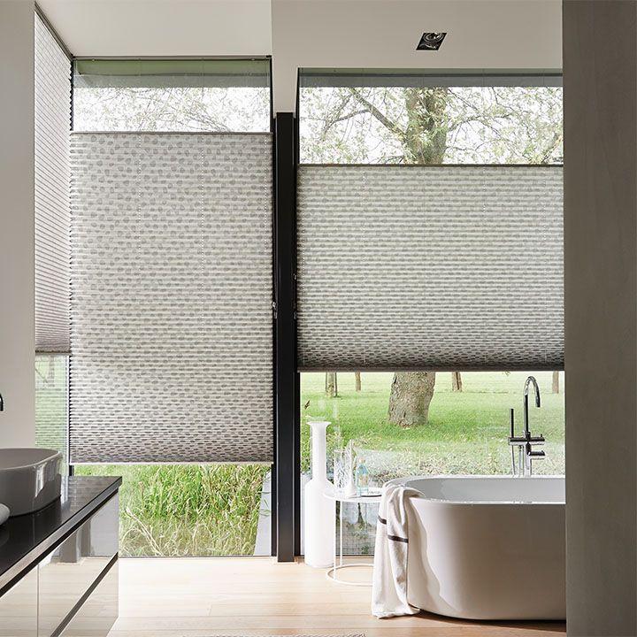 Laat u inspireren door Luxaflex raamdecoratie Pliss