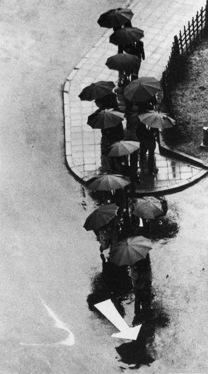 André Kertész: Tokyo, 1968