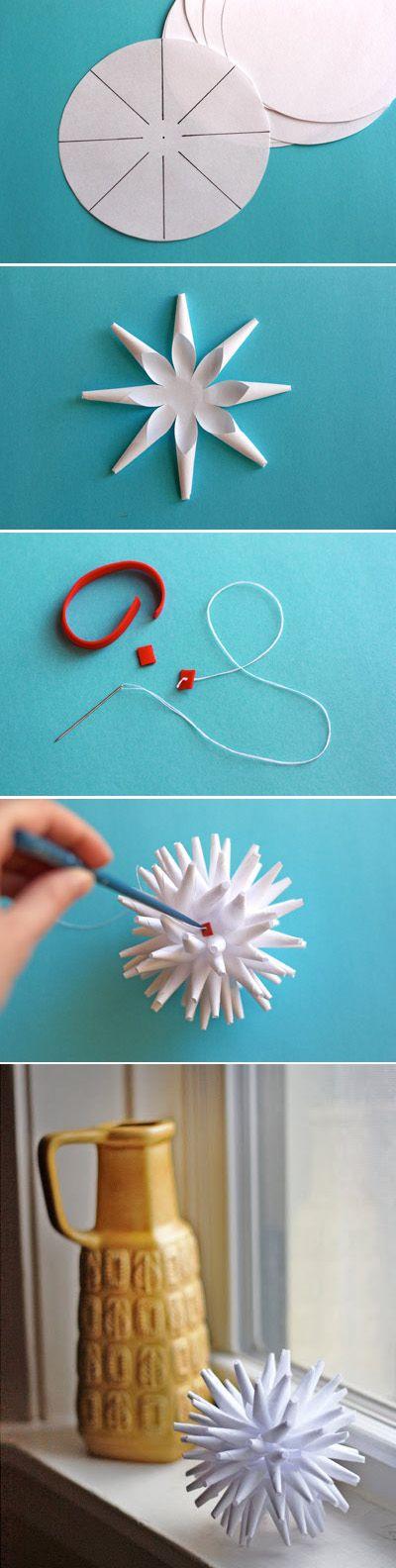 Paper Ornament: