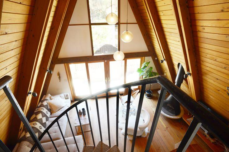 LUX / EROS Lodge Aframe Hollywood hills @lux_eros www.lux-eros.com