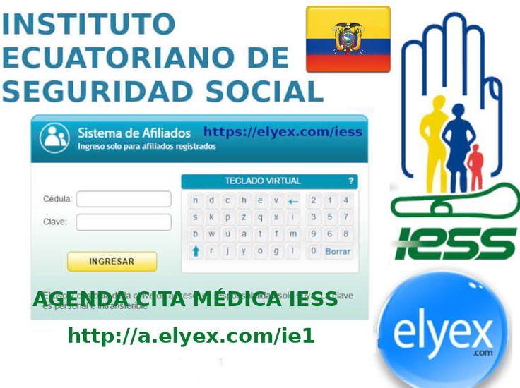Agendamiento citas IESS - Consulta citas medicas IESS - Servicios en línea Ecuador por Internet Call Center Telefónica